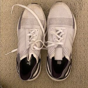 Used Adidas ultraboost size 7 white